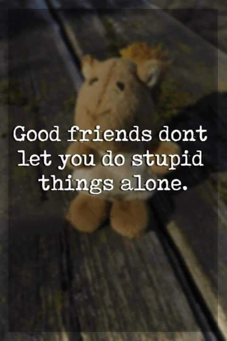 35 Cute Best Friends Quotes True Friendship Quotes With Images 21