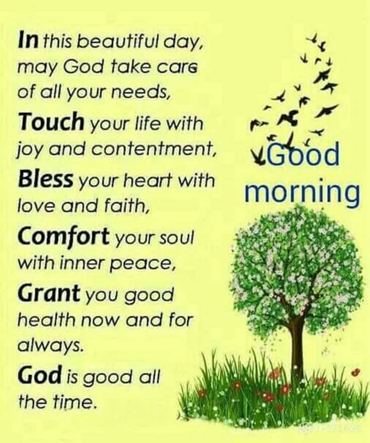 35 Inspirational Good Morning Message with Beautiful Images 5