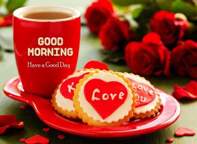 Inspirational Good Morning Message with Beautiful Images