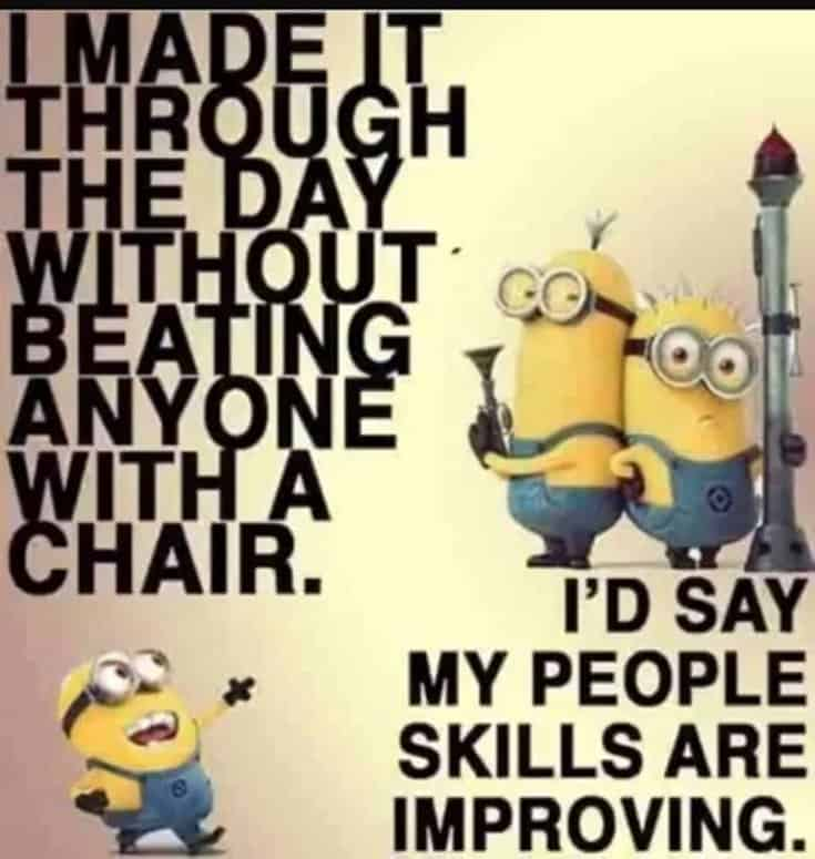 59 Funny Minions Picture Quotes Funny Memes 59