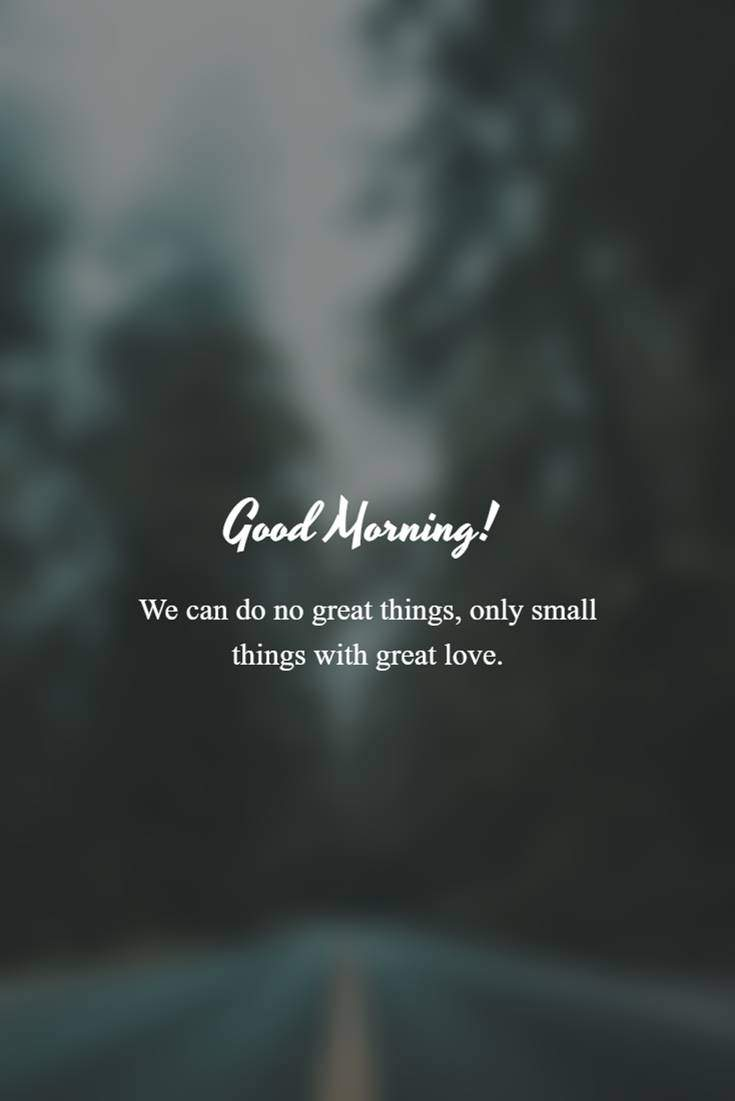 28 Good Morning Quotes and Wishes with Beautiful Images 25
