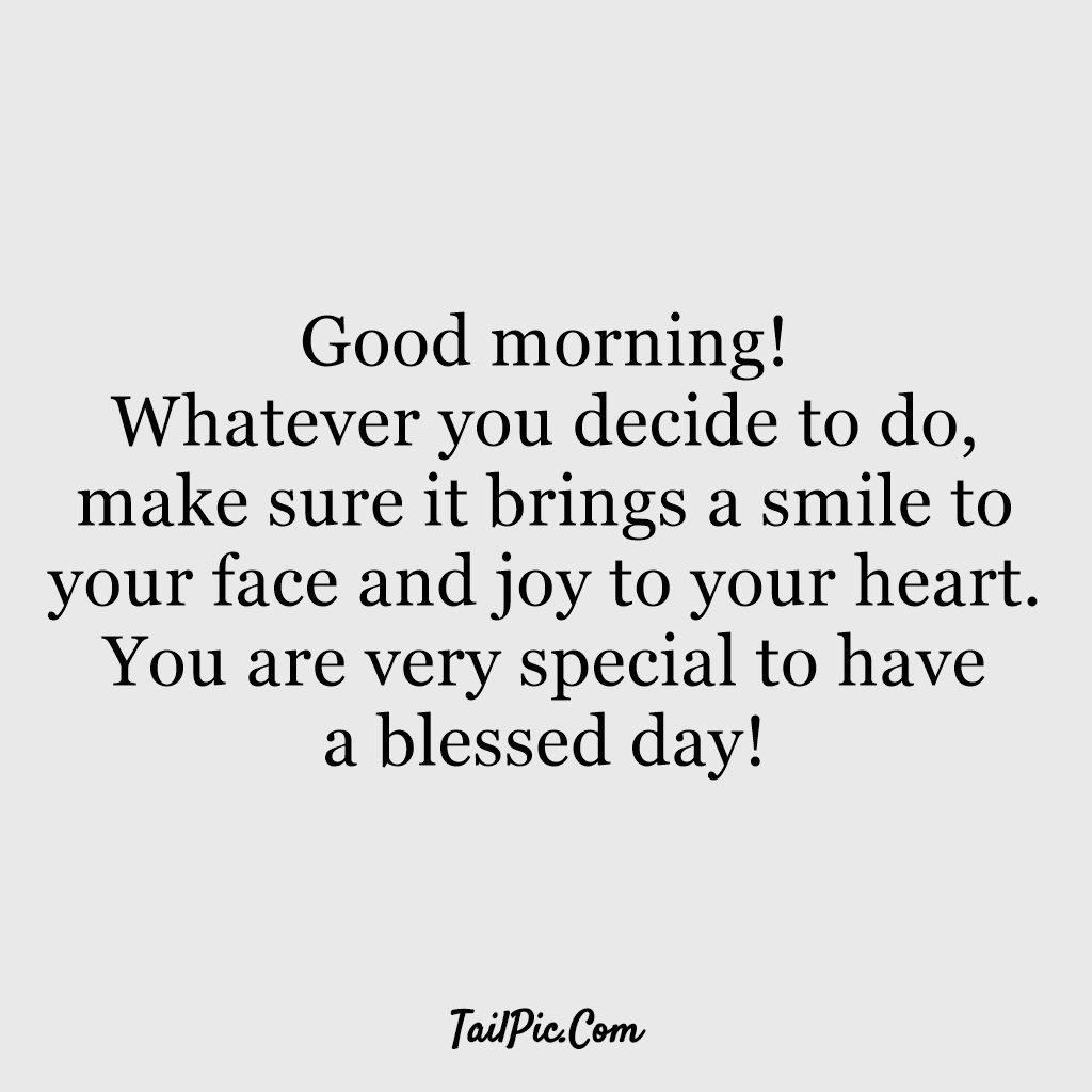 28 Inspirational Good Morning Quotes and Wishes with Beautiful Images 10