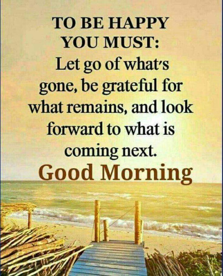35 Inspirational Good Morning Quotes and Wishes 19