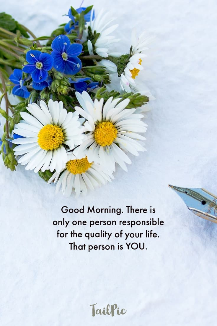 Inspirational Good Morning Quotes and Wishes
