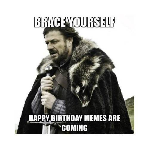 Funny Happy Birthday Memes That Will Render You Wishes 11