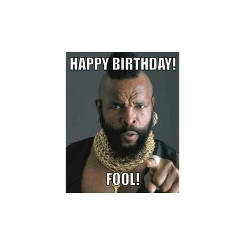Funny Happy Birthday Memes That Will Render You Wishes 15