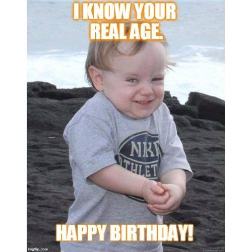 Funny Happy Birthday Memes That Will Render You Wishes 20