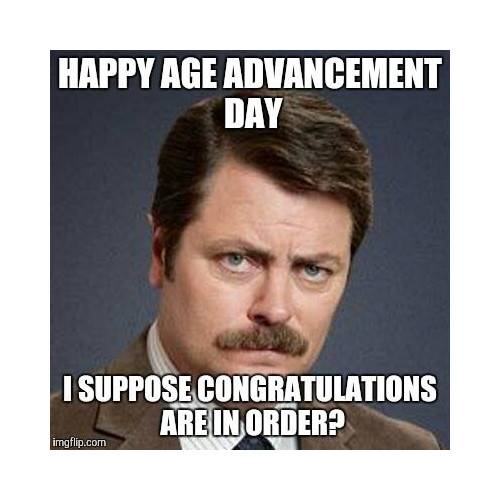 Funny Happy Birthday Memes That Will Render You Wishes 35