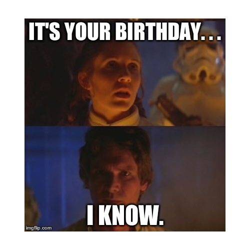 Funny Happy Birthday Memes That Will Render You Wishes 43