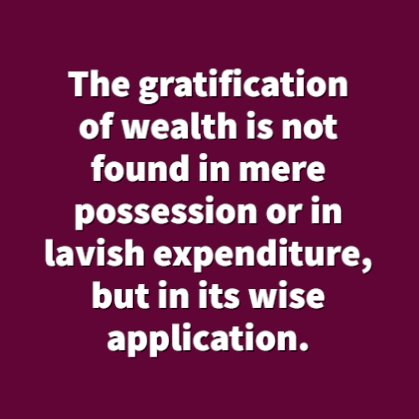Greatest wealth quotes on wealth and money sayings