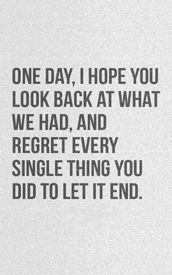 38 Deep Lost Love Quotes and Sayings 23