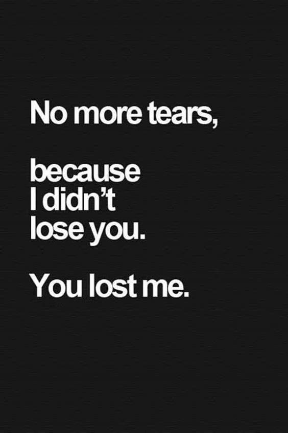38 Deep Lost Love Quotes and Sayings 24