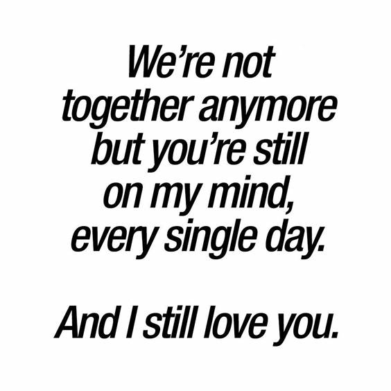 38 Deep Lost Love Quotes and Sayings 27