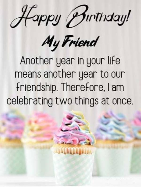 100 Funny Birthday Wishes for Friend or Best Friends 3