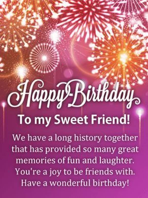 100 Funny Birthday Wishes for Friend or Best Friends 6