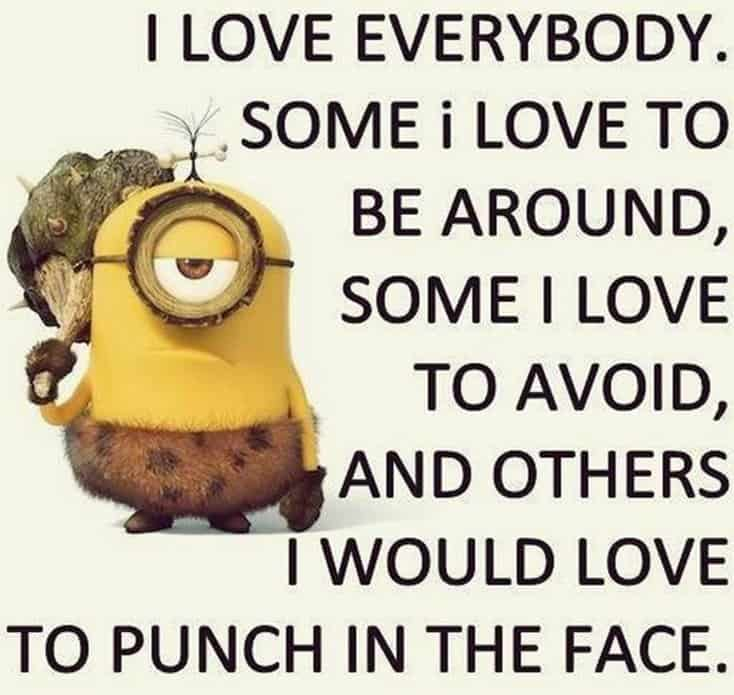 150 Funny Minions Quotes Sayings and Pics 11
