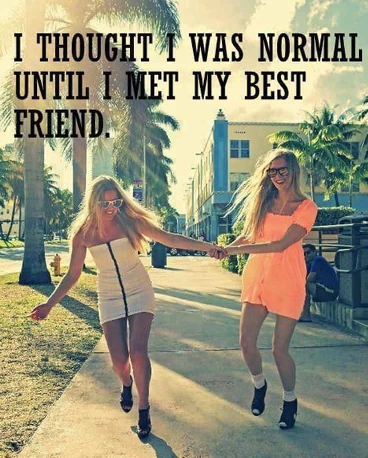35 Cute Best Friends Quotes True Friendship Quotes With Images 19