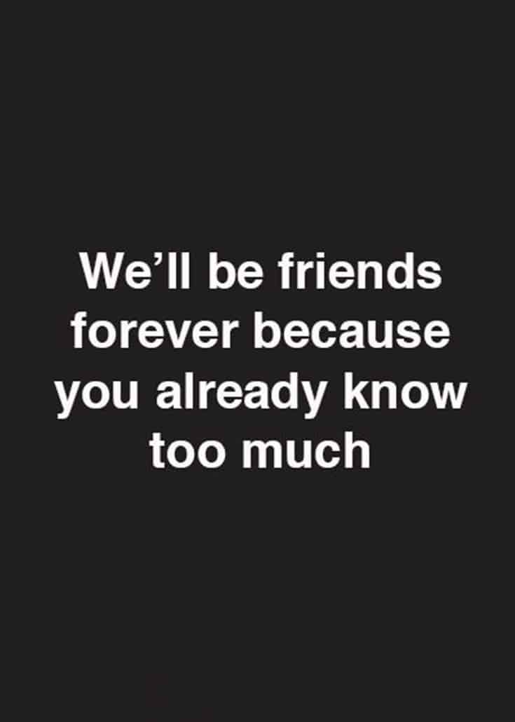 35 Cute Best Friends Quotes True Friendship Quotes With Images 6