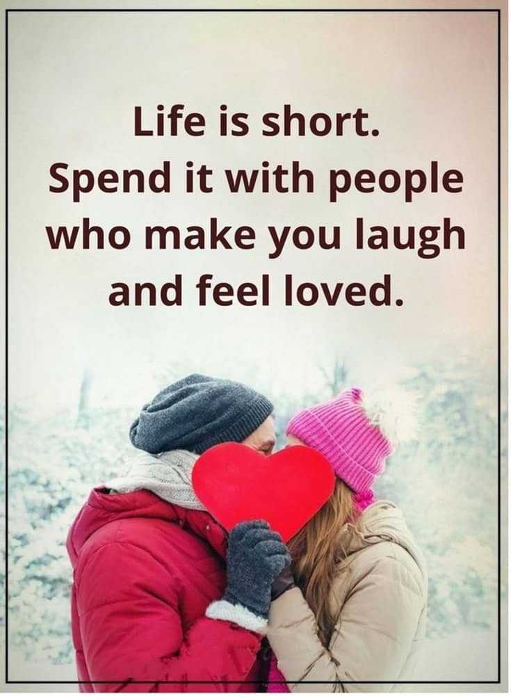 56 Short Inspirational Quotes About Life and Love — TailPic