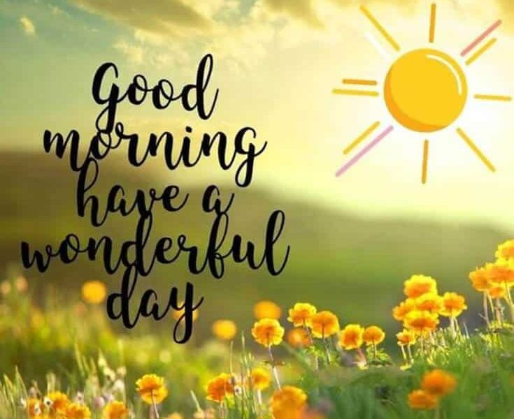 35 Good Morning Quotes and Wishes With Beautiful Images ...