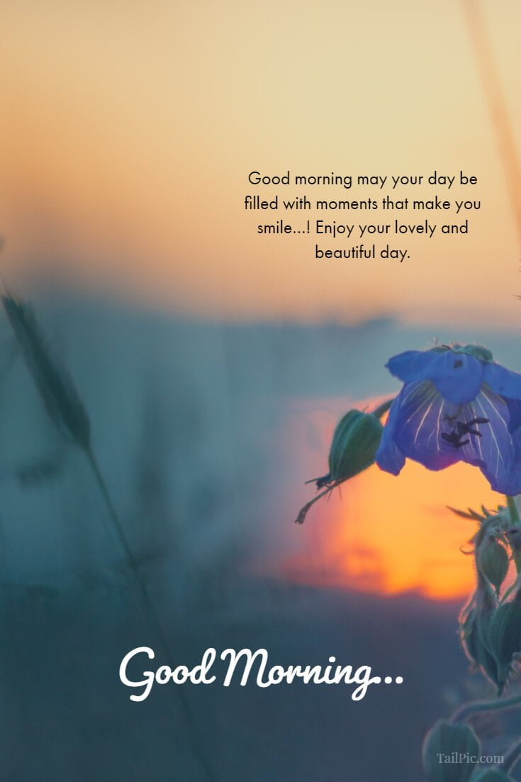 28 Inspirational Good Morning Quotes and Wishes with Beautiful Images 1