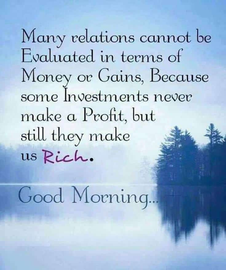Good Day Quotes Inspirational: 35 Inspirational Good Morning Quotes And Wishes
