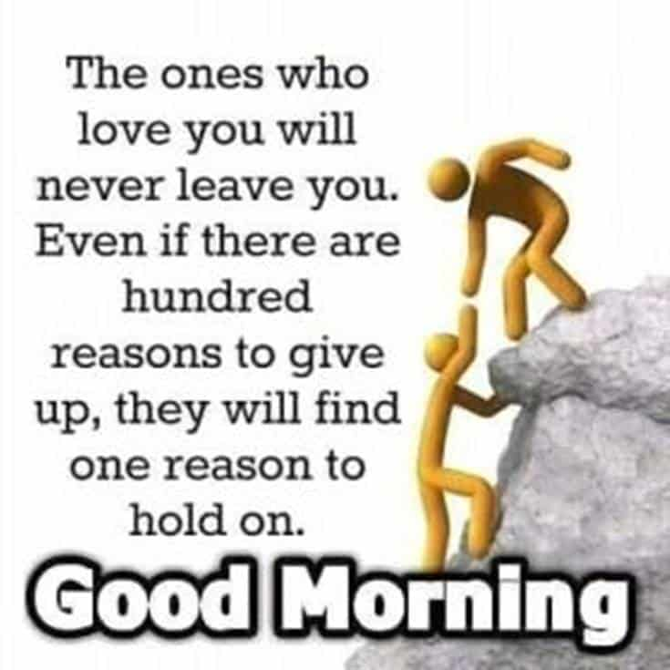 35 Inspirational Good Morning Quotes and Wishes 10