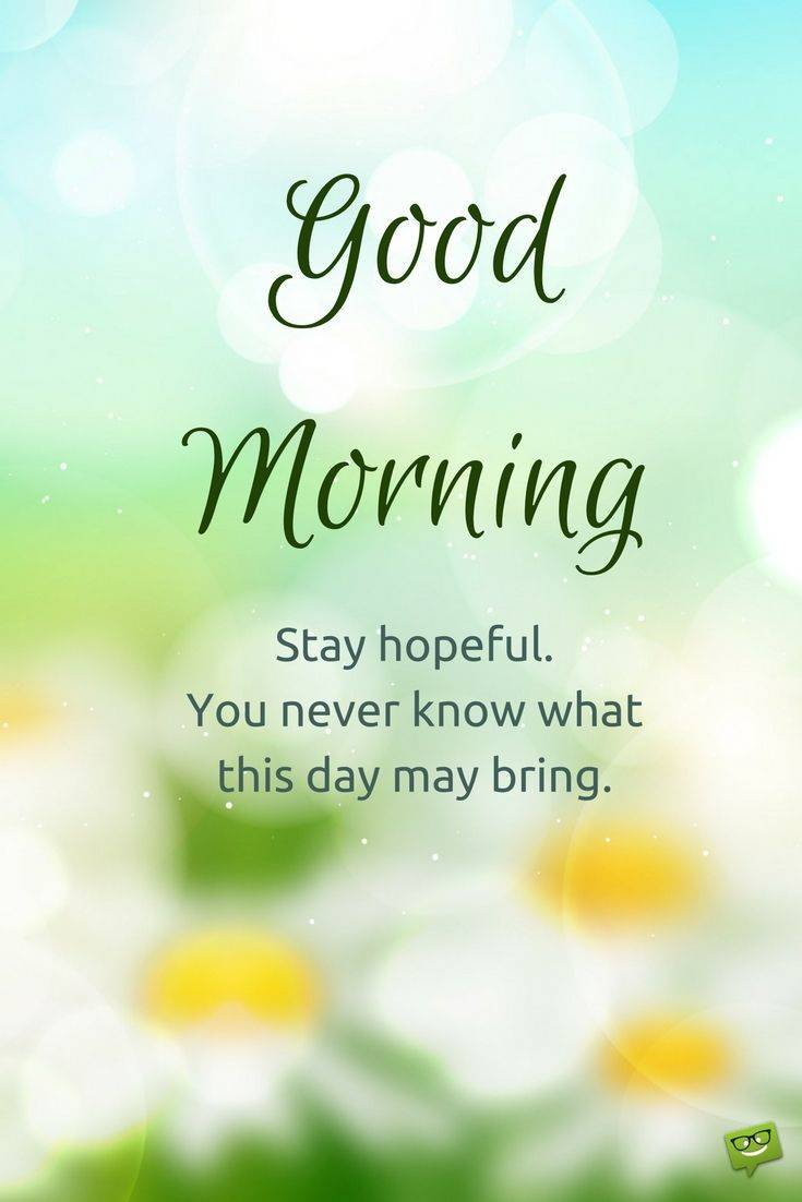 35 Inspirational Good Morning Quotes and Wishes 33