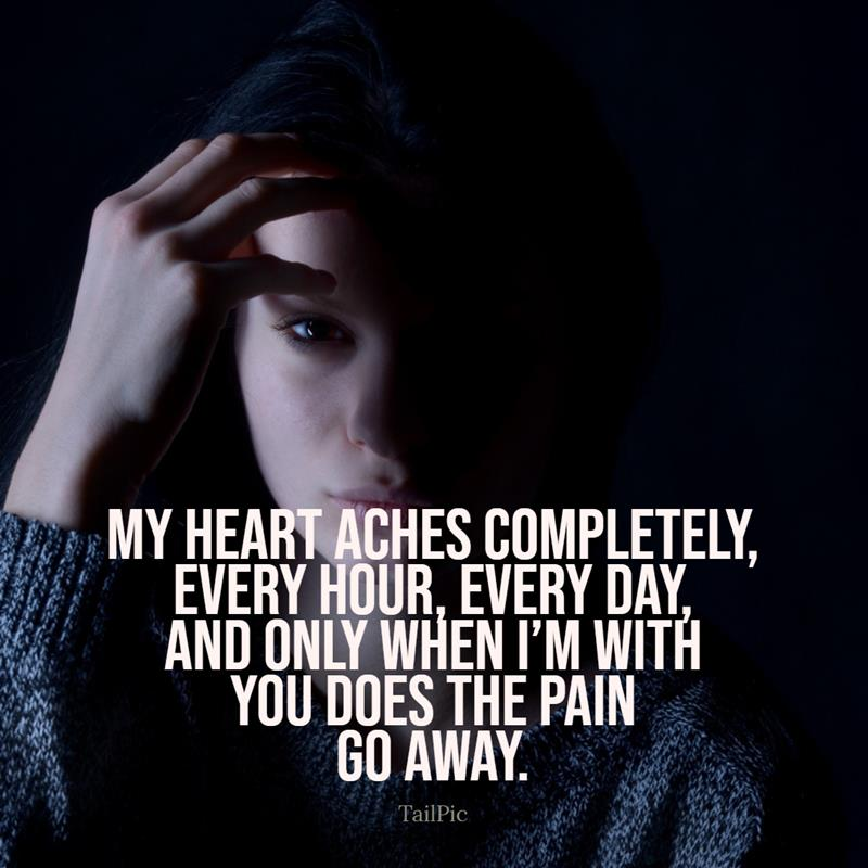 Break Up Quotes for Her 110 broken heart quotes