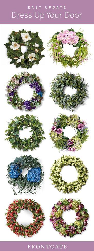 60 Best weaths images Wreaths Diy wreath Wreath crafts 35
