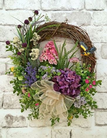 etsy wreaths