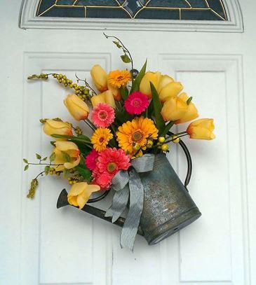 wreaths easter