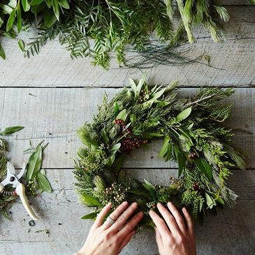 wreaths how to make