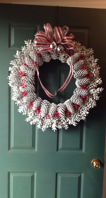 wreaths ribbon