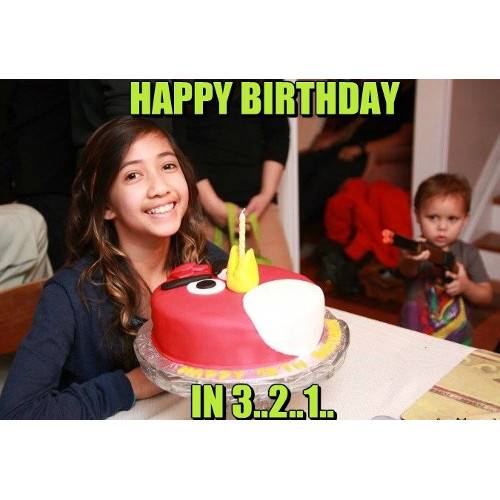 Funny Happy Birthday Memes That Will Render You Wishes 13