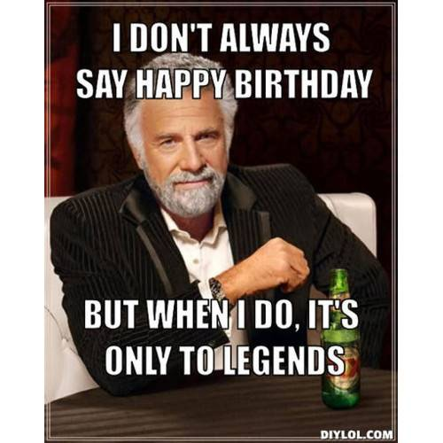 Funny Happy Birthday Memes That Will Render You Wishes 22