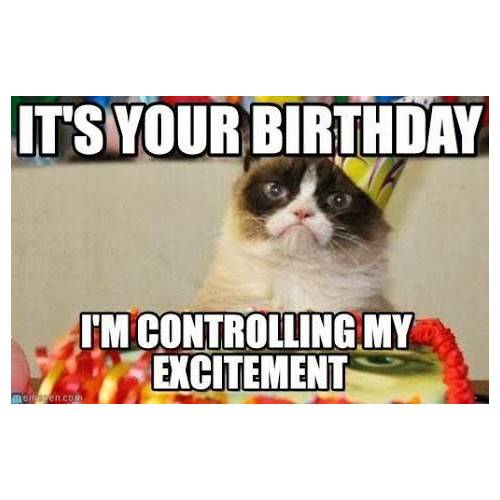 Funny Happy Birthday Memes That Will Render You Wishes 26