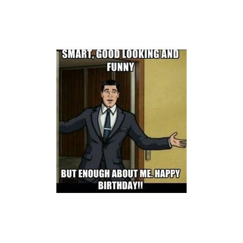 Funny Happy Birthday Memes That Will Render You Wishes 38