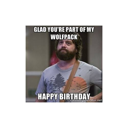 Funny Happy Birthday Memes That Will Render You Wishes 39