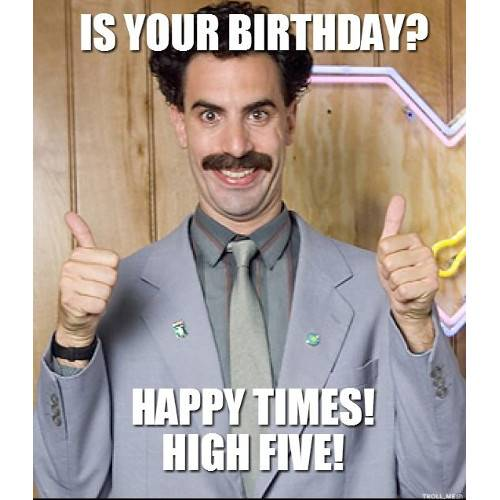 Funny Happy Birthday Memes That Will Render You Wishes 40