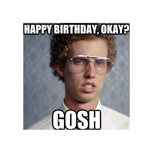 Funny Happy Birthday Memes That Will Render You Wishes 6