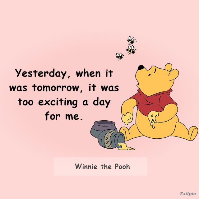 Winnie The Pooh Quotes To Fill Positive Energy Friendship 3