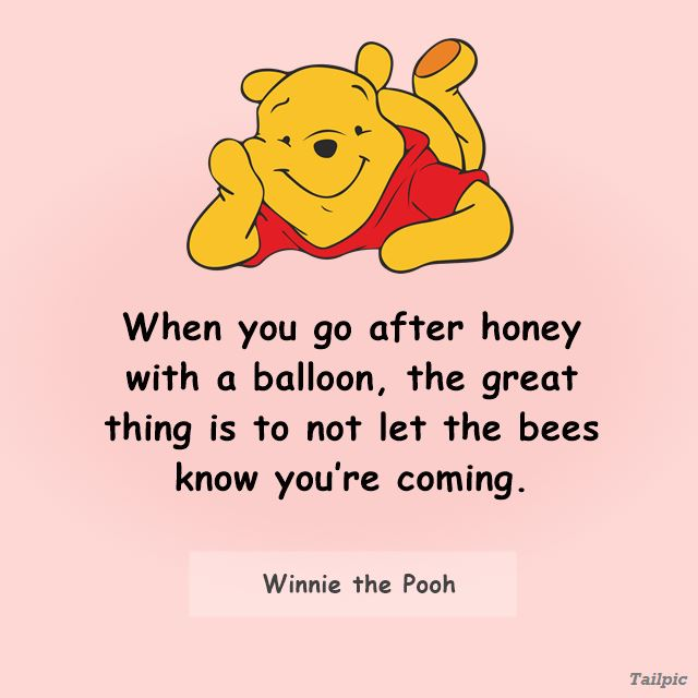 Winnie The Pooh Quotes To Fill Positive Energy Friendship