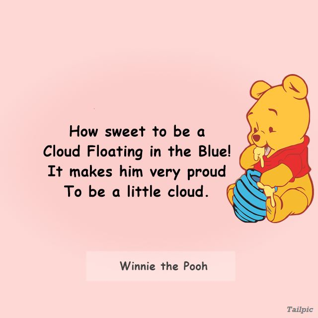 Winnie the Pooh quotes about happiness
