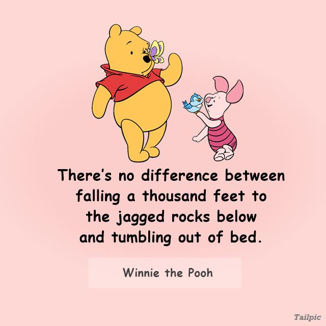 Winnie the Pooh quotes will help you look on the bright side of life