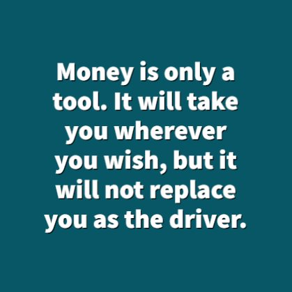 Inspiring wealth quotes about wealth and money