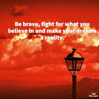 power of dreams quotes