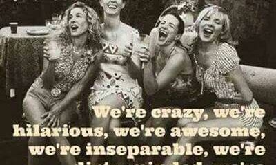 40 Crazy Funny Friendship Quotes for Best Friends 10