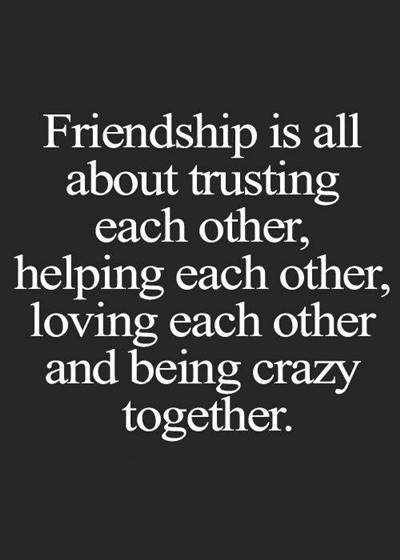 40 Crazy Funny Friendship Quotes for Best Friends 22