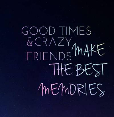40 Crazy Funny Friendship Quotes for Best Friends 4